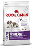 Royal Canin Giant Starter Mother & Baby Dog ����� ���� ��� ������ ���������� ����� �� 2-� �������, ���������� � �������� ��� 15 ��. (194150)