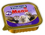 Vitakraft Delikatess MENU Консервы для хорьков 16х100 г. (25306)