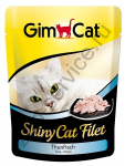GimCat ShinyCat Filet ���� ������� ��� ����� ���� ������� � ������� � ������ 12�70 �. (412825)