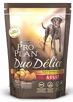 Pro Plan  Duo Delice Adult Rich in Chicken with Rice Корм сухой для собак Курица с Рисом 700 г. (12176335)
